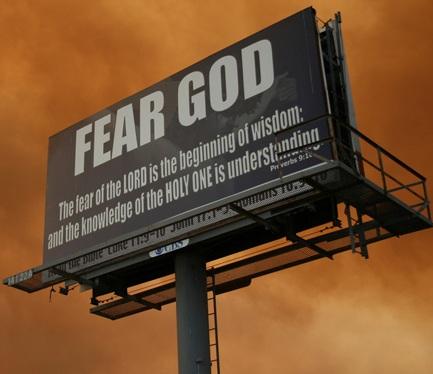 Fear God?